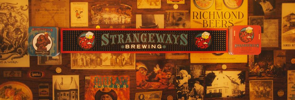story of strangeways