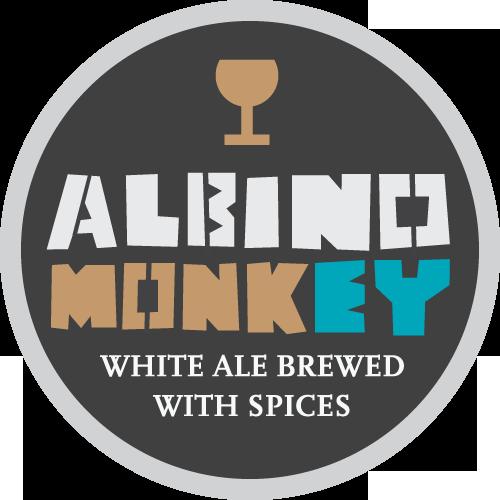 ALBINO MONKEY WHITE ALE