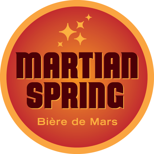 Martian Spring