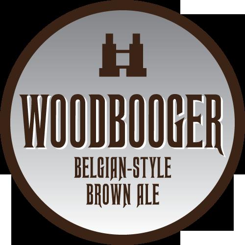 WOODBOOGER BELGIAN-STYLE BROWN ALE