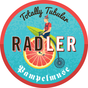 Totally Tubular Pampelmuse Radler
