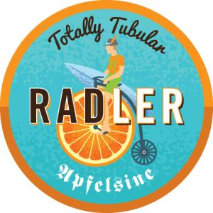 Totally Tubular Apfelsine Radler