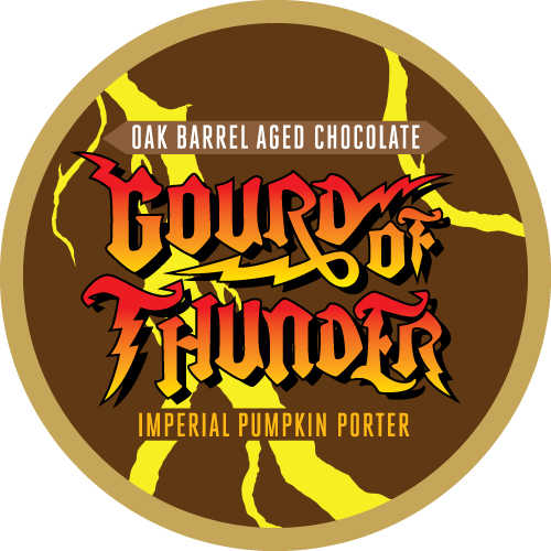 2015 Oak Barrel Aged Chocolate Gourd of Thunder