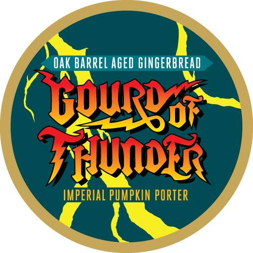 Oak Barrel Aged Gingerbread Gourd of Thunder