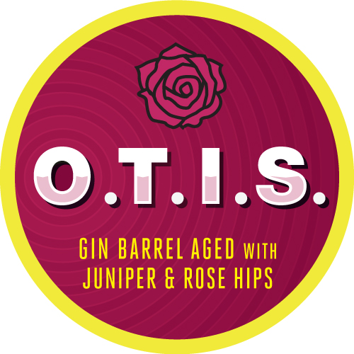 O.T.I.S. Gin Barrel Aged Juniper & Rose Hips