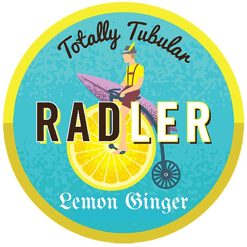 Totally Tubular Lemon Ginger
