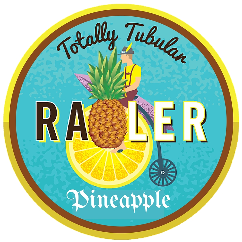 Totally Tubular Pineapple