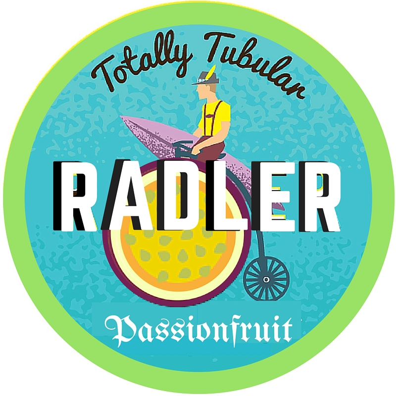 Totally Tubular Passion Fruit