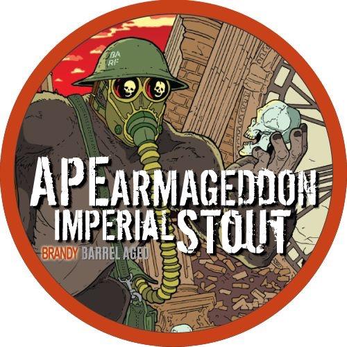 Ape Armageddon Brandy Barrel Aged