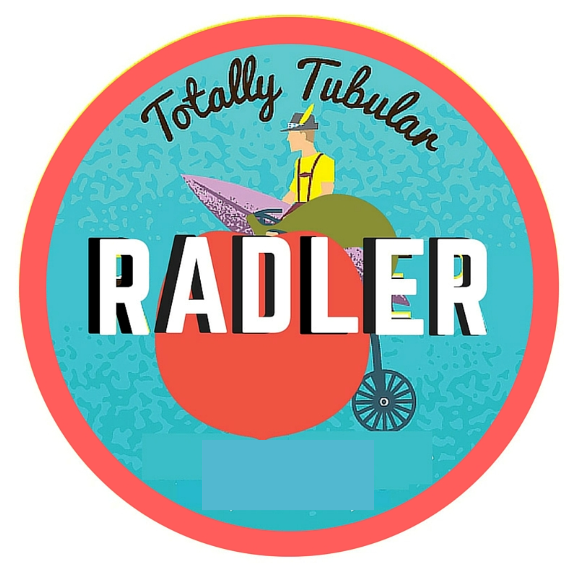 Totally Tubular Kirsche Radler