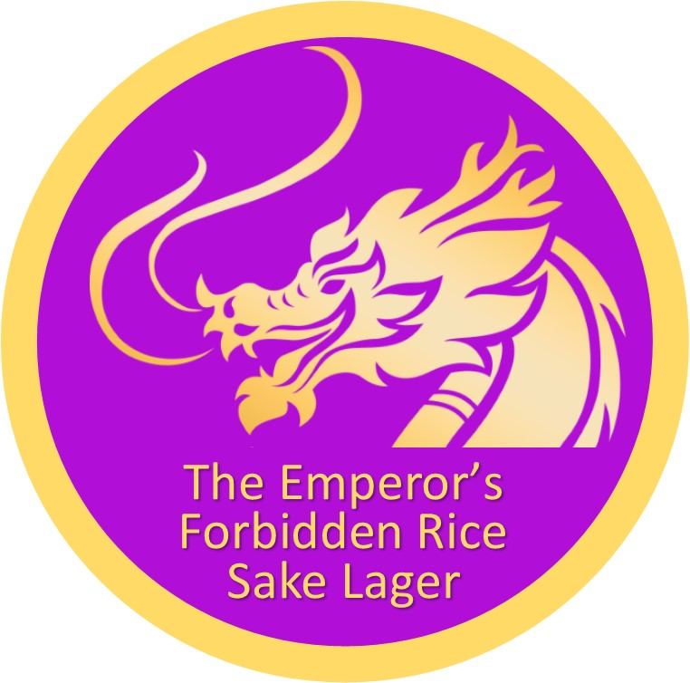 The Emperor\'s Forbidden Rice Sake Lager | Strangeways Brewing ...
