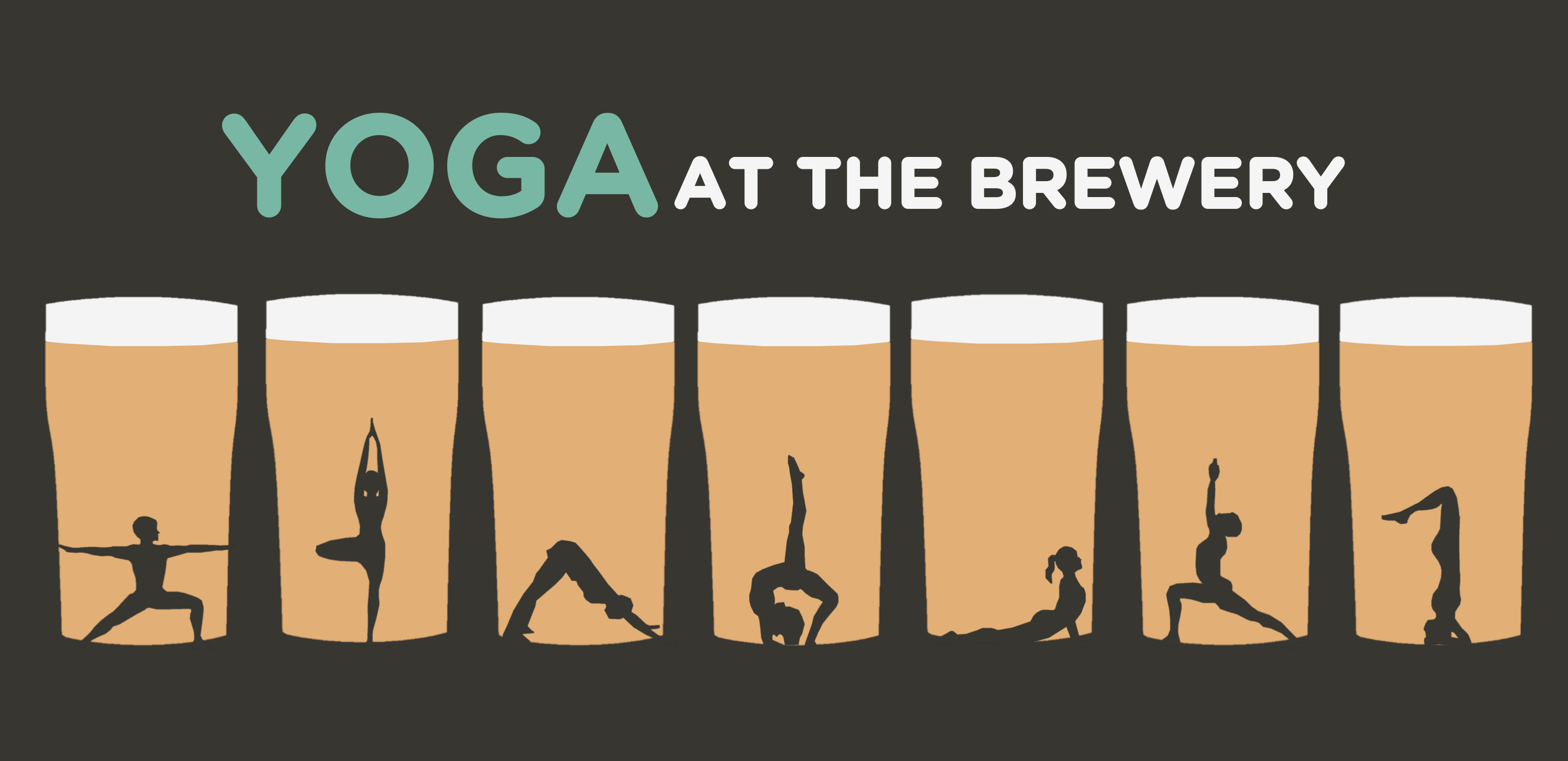 Image result for beer and yoga at the brewery