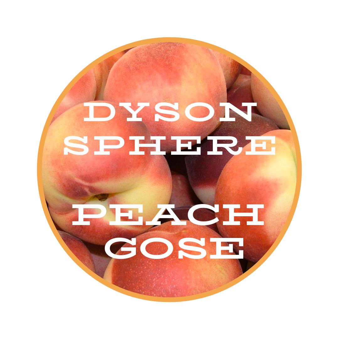 Peach Dyson Sphere