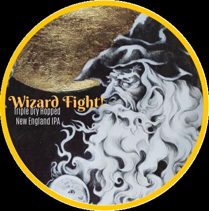 Wizard Fight!
