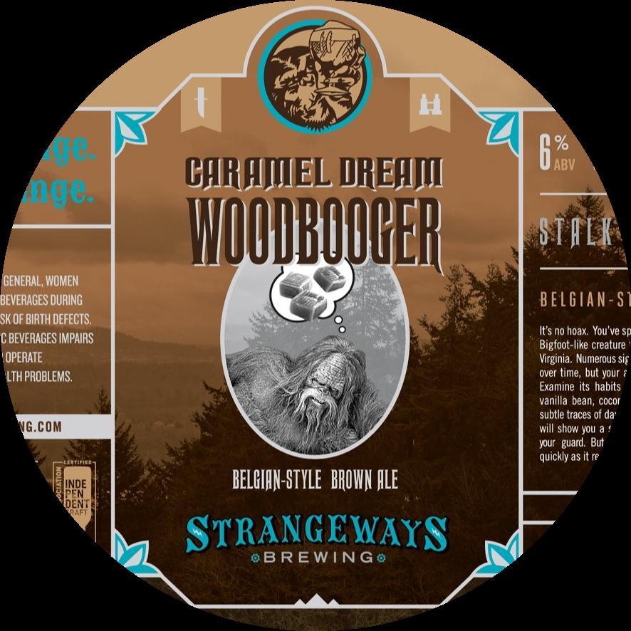 Caramel Dream Woodbooger