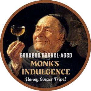 Monk's Bourbon Barell aged