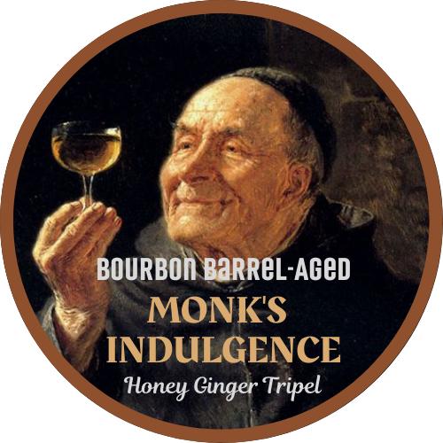Monk's Indulgence- Bourbon Barrel Aged